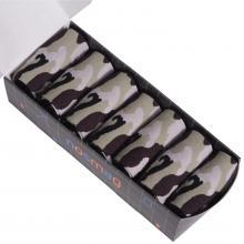 Набор из 7 пар мужских носков (LORENZline) хаки