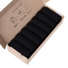 Набор из 7 пар мужских носков (НЕВА-Сокс) черные