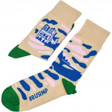 Мужские носки St. Friday Socks Собор Парижской Богоматери (Нотр-Дам-де-Пари)