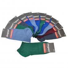 Мужские короткие носки Oztas, 12 пар МИКС
