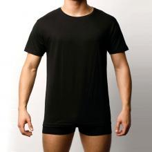 Мужская футболка Salvador Dali ЧЕРНАЯ