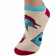Мужские ультракороткие носки Чобот ТАТУ
