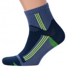 Мужские укороченные носки Брестские ДЖИНС
