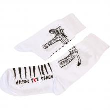 Носки unisex St. Friday Socks Зебра это зебра