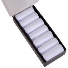 Набор из 7 пар мужских носков  Бизнес  (RuSocks) белые
