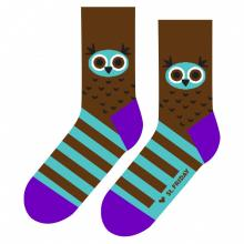 Носки unisex St. Friday Socks Сова Хо