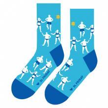 Носки unisex St. Friday Socks Первое солнце на Петропавловке