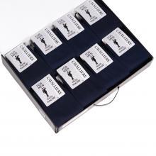 Набор из 24 пар мужских носков  Cavalliere  (RuSocks) темно-синие