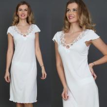 Сорочка Mariposa КРЕМОВАЯ