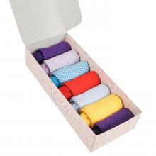 Набор женских носков Гранд Сокс из 7 пар МИКС