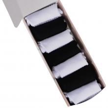 Набор из 7 пар женских носков с махровым мыском и пяткой (Palama) микс