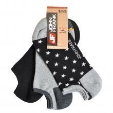 Комплект мужских носков JOHN FRANK, 3 пары МУЛЬТИКОЛОР
