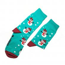 Носки unisex St. Friday Socks Снеговичий переполох в стране чудес
