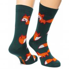 Носки unisex St. Friday Socks Foxy Friday / ЗЕЛЕНЫЕ