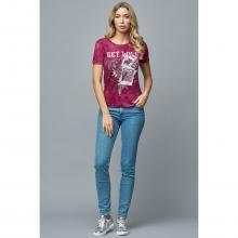 Женская футболка Milliner РОЗОВАЯ