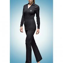 Комплект (брюки и лонгслив) женский термо Blackspade ЧЕРНЫЙ
