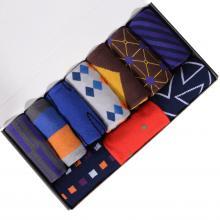 Набор из 10 пар мужских носков (НЕВА-Сокс) №НС13 микс