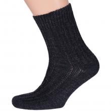 Мужские шерстяные носки RuSocks ЧЕРНЫЕ