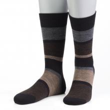 Мужские шерстяные носки Sergio di Calze ЧЕРНЫЕ