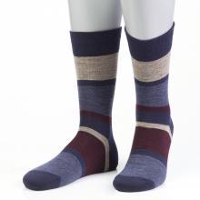 Мужские шерстяные носки Sergio di Calze СИНИЕ