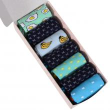 Набор женских носков из 7 пар (ХОХ FANTASY) микс
