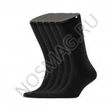 Комплект мужских носков Teller Optima из 5 пар ЧЕРНЫЕ 101